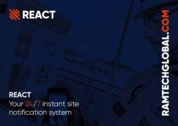 REACT - Construction Brochure