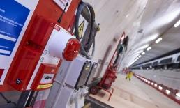 Industrial - WES Wireless Alarm - Underground Tunnel - Ramtech