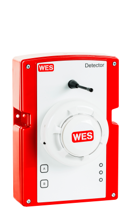 WES+ Smoke Detector