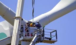 Industrial - REACT Application - Wind Farm - Ramtech