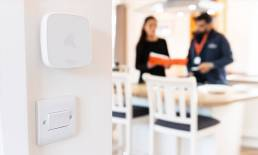 WISE - Wireless Monitoring Indoor Hub