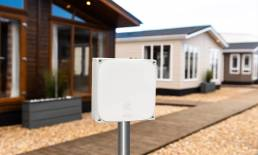 WISE - Wireless Monitoring Outdoor Hub